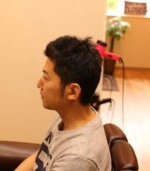 男性の短いくせ毛も縮毛矯正でカッコよく 茨城県北茨城市の男性専門
