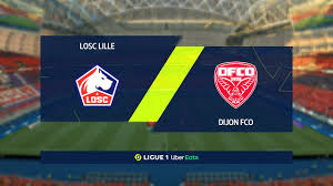 Lille vs Dijon | Ligue 1 (31/01/2021)