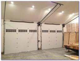 garage door vertical track home depot