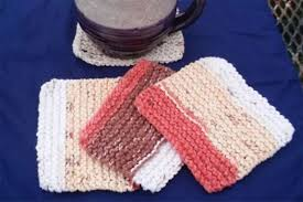 Knit Coaster Pattern Best Ideas