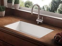 white undermount kitchen sinks. Delighful Kitchen White Undermount Kitchen Sinks In S