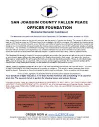 Purchase Order Template Open Office Classy Stockton Police Officers' Association