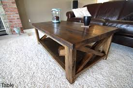 Reclaimed Wood Cocktail Table Sofa Plank Coffee Weathered Media Console  Salvaged Top Table Coffee Table Reclaimed