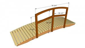 Small Picture Garden Bridge Plans Myoutdoorplans Free Woodworking How To Build A