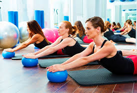 Image result for pilates class