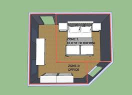 office room layout. guest roomoffice combo office room layout
