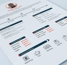 Curriculum Vitae Template Free Adorable Resume Template Free 48 Page Infographic Download Microsoft Word