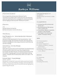 Resume Samples General Contractor Valid Medical Sales Representative