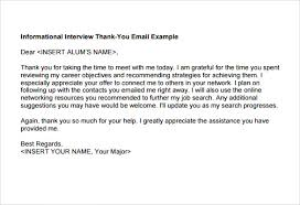 Gallery Of Sample Thank You Note After Phone Interview 6 Free