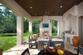 enclosed patio ideas large