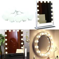 makeup mirror target. makeup mirror with lights target buy vanity led light bulbs kit for dressing table dimmer and