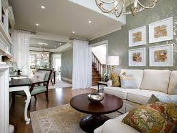 candice olson living rooms ideas with mural wallpaper