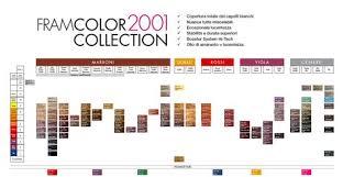Framcolor 2001 Framesi Color Universe Framcolor Hair