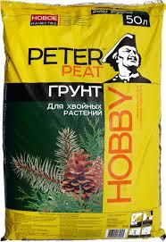 """<b>Грунт</b> Peter Peat """"Для <b>хвойных растений</b>"""", 50 л - купить по низкой ..."""