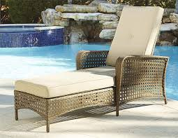 bainbridge double chaise lounge wicker lounge chairs costco ikea lounge chair wicker chair