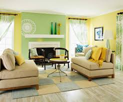 Yellow Paint For Living Room 16 Yellow Paint Living Room Ideas Lestnic