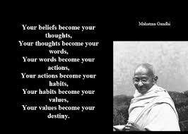 Famous Gandhi Quotes Custom Famous And Inspirational Mahatma Gandhi Quotes About Your Belief