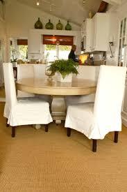 amazing idea pottery barn dining room chair slipcovers walmart short shabby chic canada white wonderful slip
