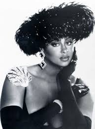 Phyllis Hyman, American singer-songwriter, actress & leader of the ...