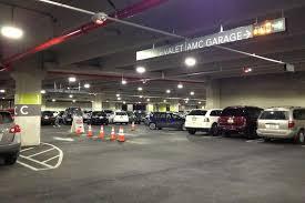 garden state plaza mall parking garage