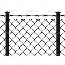 Wire Fence with Barbed Wires by Jupea GraphicRiver