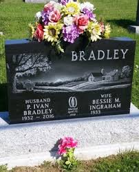 "Paul Ivan ""P. Ivan"" Bradley (1932-2016) - Find A Grave Memorial"