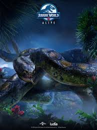 Jurassic World™ Alive - Wallpapers