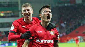 The home of bayer 04 leverkusen on bbc sport online. Bundesliga Bayer Leverkusen Through To Dfb Cup Semi Finals After Fighting Back To Beat 10 Man Union Berlin