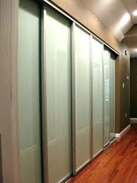 pocket door vs barn replace sliding closet doors with pivot
