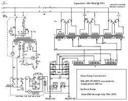 miller cp 250ts converted to single phase page 6 Single Phase Transformer Wiring Diagram 208 110 Single Phase Transformer Wiring Diagram 208 110 #38 Single Phase Motor Wiring Diagrams