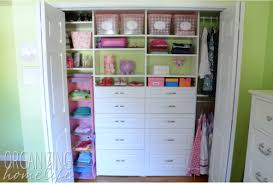 closet ideas for girls.  Ideas Organized Girlu0027s Room Closet To Ideas For Girls I