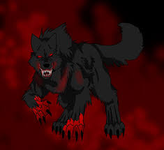 Apply wolf bloody theme, and enjoy thousands of free themes and wallpapers! Request Black Blood Wolf By Firewolf Anime On Deviantart