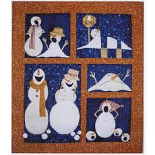 Snowman Patterns | Quilters Showcase & Here's a few more Silly Snowmen. Adamdwight.com