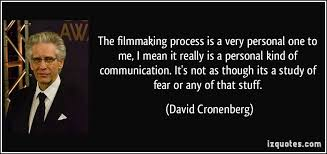 Filmmaking Process Quotes. QuotesGram via Relatably.com