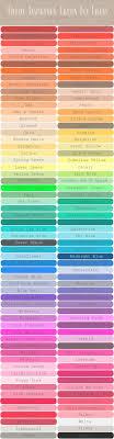 f950fa05c0f fca515d63a403a7 pantone color chart colour chart