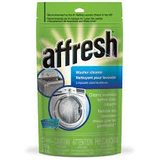 How Do High Efficiency Washers Work Affresh Washer Cleaner For High Efficiency He Washers W10135699