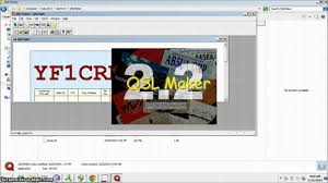 How To Make Qsl Card By Yourself Using Wb8rcr Qsl Maker