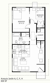 tiny house plans under 1000 sq ft