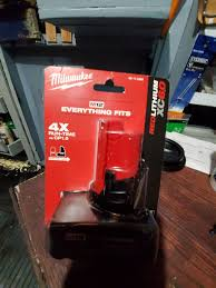 All 1 piece combo kit 1/2in dr 1/4in dr 2 piece combo kit 2ah 3 piece angle attachments arbors/pilot drills auger bits battery brad nail gun brushed brushless bulldog c clamp carbide grit chainsaws chalk. Milwaukee M12 Red Lithium Xc6 O Milwaukee M12 Milwaukee Milwaukee Tools