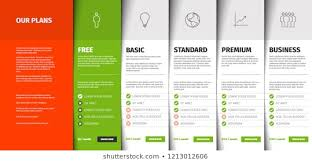 Pricing Templates For Services
