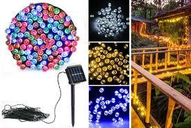 solar fairy lights offer leeds wowcher