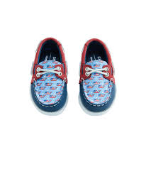 Sperry Little Kid Size Chart Little Kids Sperry X Vineyard Vines Americana Patchwork Authentic Original Boat Shoe