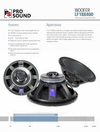Beli subwoofer speaker 18 inch Pada Harga Terendah