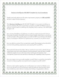 Response To Rfp Sample 6 7 Response To Sample Template Construction Free Rfp Hotel