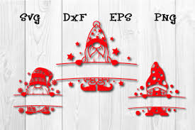 Download as svg vector, transparent png, eps or psd. Christmas Svg Christmas Gnome Svg Files Graphic By Dadan Pm Creative Fabrica