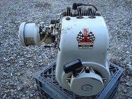 Tecumseh 60's vintage go cart/mini bike engine