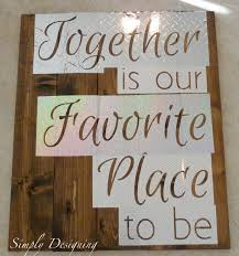 making diy signs from pallet wood is fun and easy you can customize your pallet