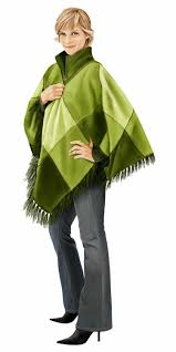 Fleece Poncho Pattern With Hood New Poncho From Fleece Sewing Pattern 48 Madetomeasure Sewing