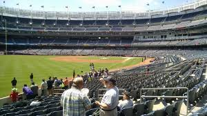 Yankee Stadium Section 131 New York Yankees