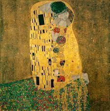... famous paintings employing the use of gold leaf in the beginning of the  20th Century. Klimt did a number of gilded paintings during his Golden  Period.